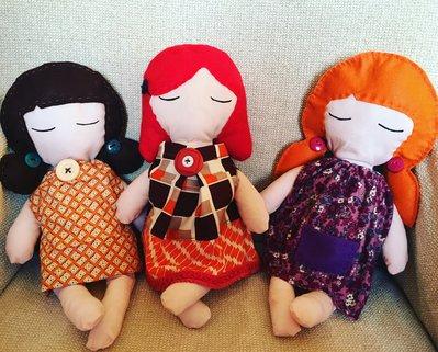 Le Dolls - bambole in stoffa