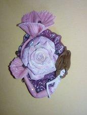 Collana Sirene delle Rose. Spedizione gratuita