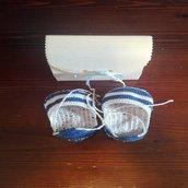 Espadrillas per neonato