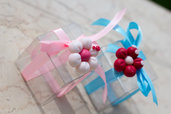 Calamita Magnete FIORE ~ Cute Fimo Polymer Clay Magnet Handmade Fimo kawaii