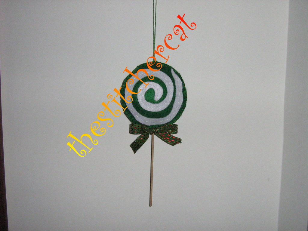 Lollipop decorazione/Lollipop decoration