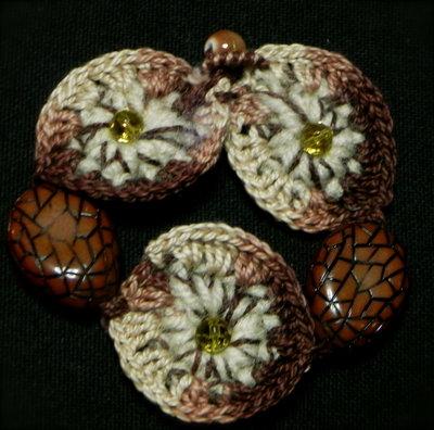 braccialetto in lana