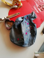 fiori japanese bag