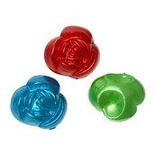 40 Perle perline divisori spaziatori a forma di ROSA 10 mm per decorazioni Accessori bigiotteria, orecchini, bracciale
