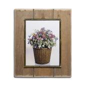 STAMPA FOTOGRAFICA su tavola di legno - QUADRO - decorazione da parete - fiori di campo - still life - fotografia artistica