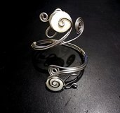 bracciale wire in alluminio