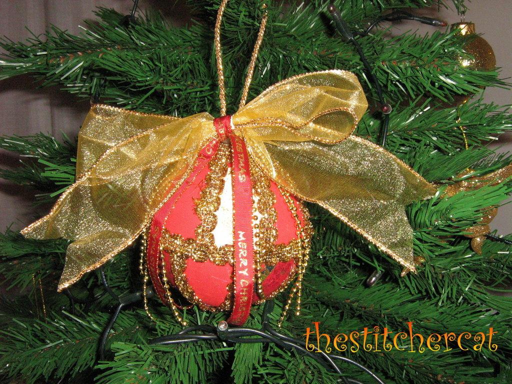 Palla di Natale/Christmas ball