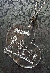famiglia ... dove vive il tuo cuore!