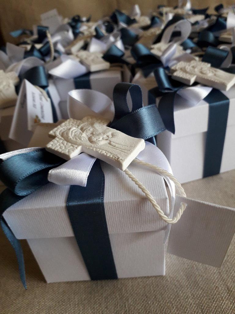 scatole portaconfetti -bomboniera personalizzate matrimonio,nascita,battesimo,prima comunione