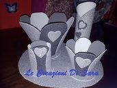 SET CAFFè  IN GOMMA CREPLA