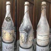 Bottiglie decorative da arredo - Rabbit -
