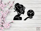 Orologio per il tuo salone di bellezza