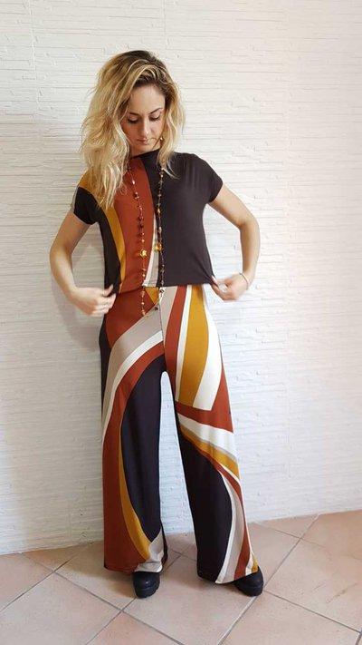 Pantaloni donna moda