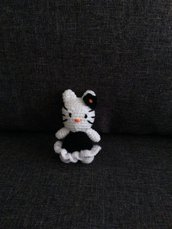 Hallo Kitty amigurumi
