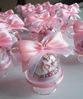 Bomboniera Nascita Battesimo - originale - Campana confetti decorati  bomboniere originali - bomboniere nascita - bomboniere battesimo