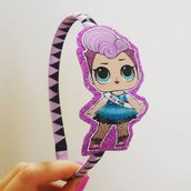 Cerchietto per capelli Lol Surprise Miss Punk
