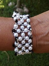 Il braccialetto con perline