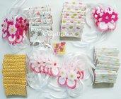 40 sacchetti per confetti fatti a mano per il vostro evento: originali, colorati e personalizzabili per voi!
