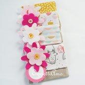 50 sacchetti portaconfetti fatti a mano per le tue bomboniere: una bomboniera fatta a mano secondo i vostri gusti e desideri!