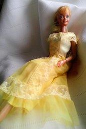 Bellissimi abiti di  Barbie