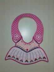 bavaglino girl vestito