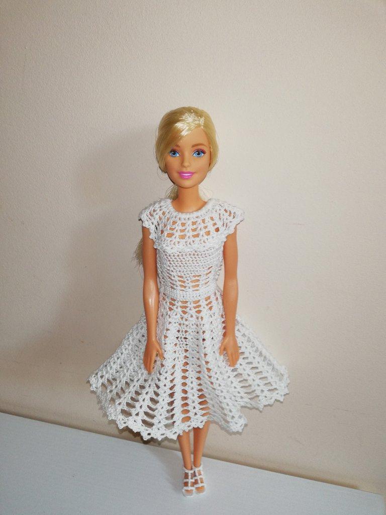 Vestitino per Barbie