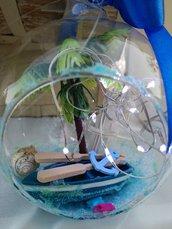 Piccolo mondo in bolla di vetro