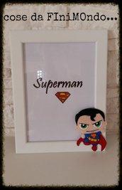 cornice Superman fimo