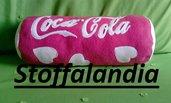 COCA-COLA LIGHT CUSCINO IDEA REGALO