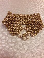 il braccialetto oro