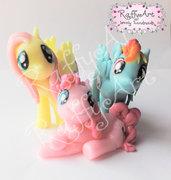 "Statuine ""My Little Pony"""