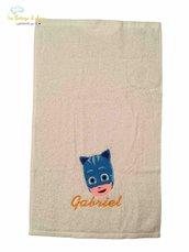 ASCIUGAMANO PJ Masks - Gattoboy - Misure: 50x100cm