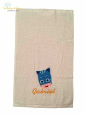 ASCIUGAMANO PJ Masks - Gattoboy - Misure: 50x30cm