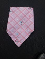 Bavaglia bandana neonata