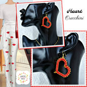Orecchini Heart - Art. 177