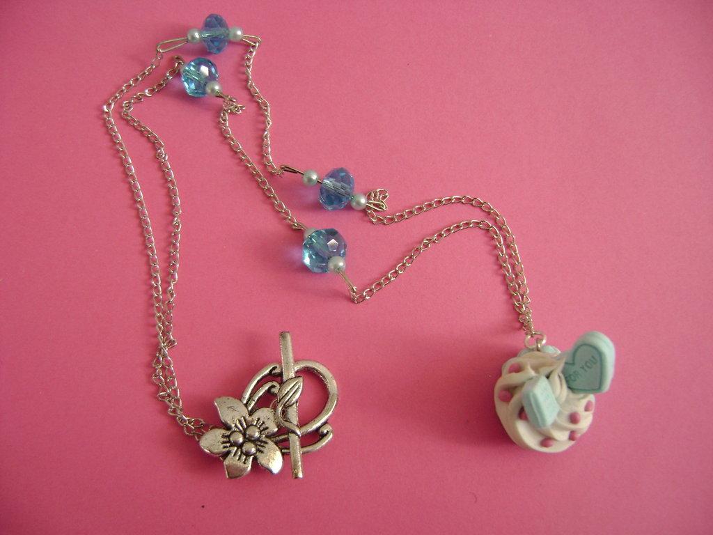 Blu blu & pink stuff!