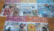 5 riviste cucito creativo tutorial cartamodelli