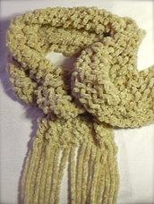 sciarpa velluto