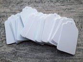 20 bigliettini  bomboniera da stampare