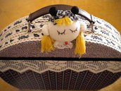 Scatola valigetta porta lavoro porta fili