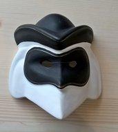 Maschera da parete Brighella