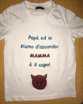 Maglietta da bambino/a