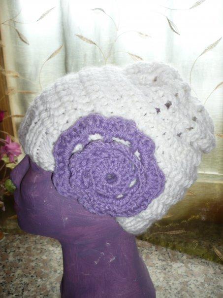 cappello panna