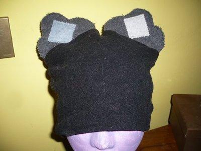 cappello in pie con orecchiette