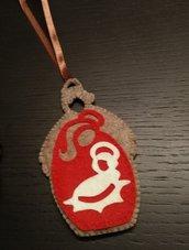 NATIVITÀ decorazione Albero di Natale o Casa