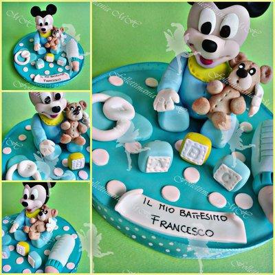 Cake Topper personalizzato