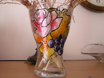 Vaso in vetro