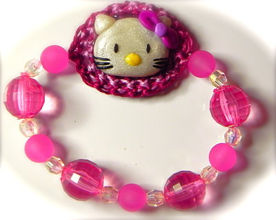 bracciale kitty