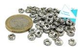 25 gr perle spaziatrici gomitolo schiacciato
