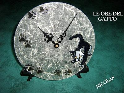 Le ore del gatto